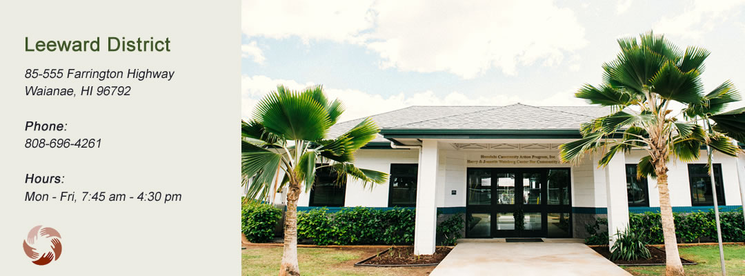 photo of Leeward District Service Center