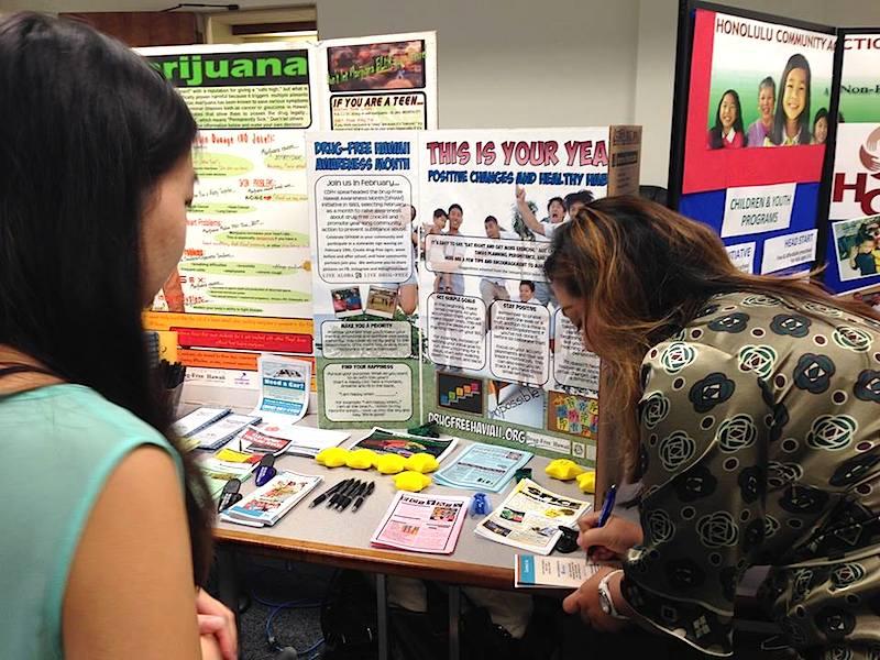HCAP with PHOCUSED at the Hawaii State Legislature