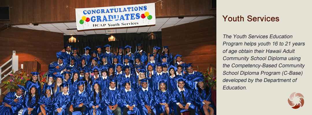 Youth Services graduates