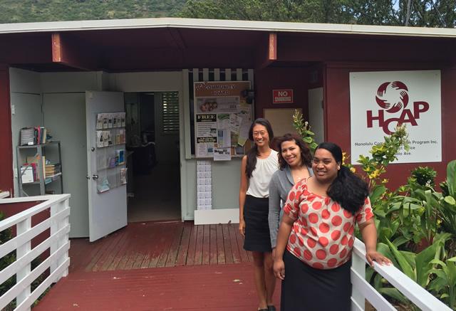 Photo of Leahi Staff