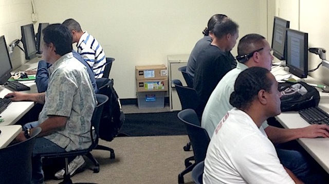 Photo of Employment Core Services Program at Kalihi-Palama