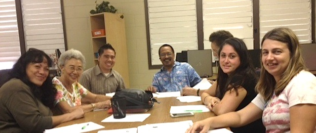 Photo of Windward District Council Meeting