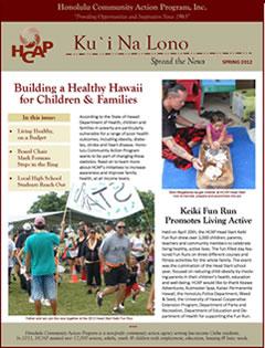 HCAP-Spring 2012 Newsletter