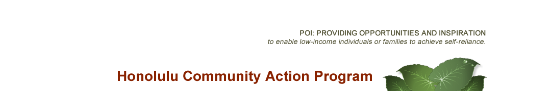 Honolulu Community Action Program