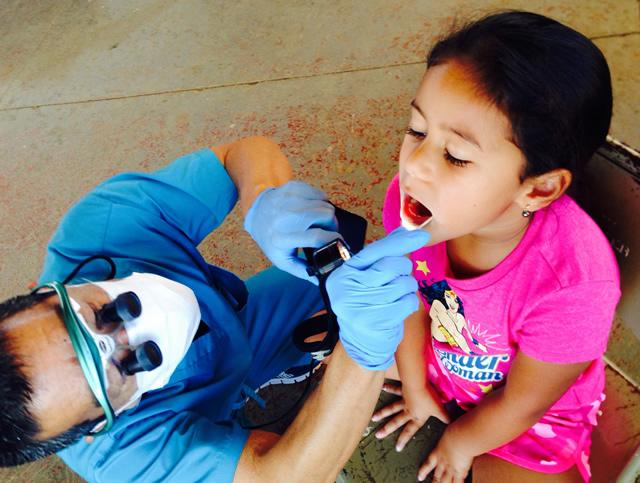 Photo of Head Start Dentist