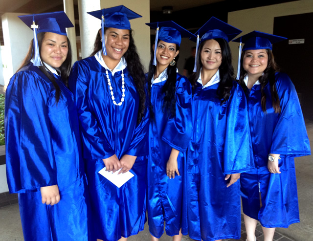 Photo of Graduation Girls