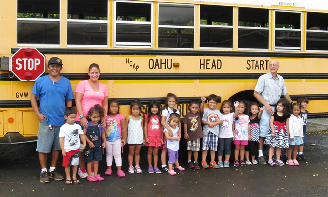 Photo of Head Start Transportation Safety