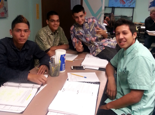Photo of Youth Services Mock Interviews