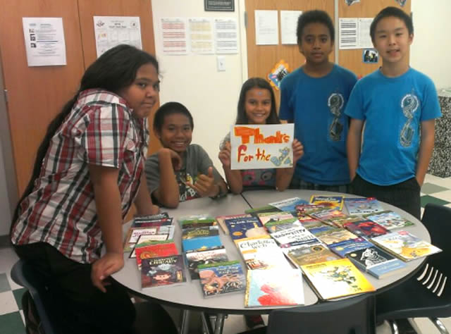 Photo of  Leeward STEM Books