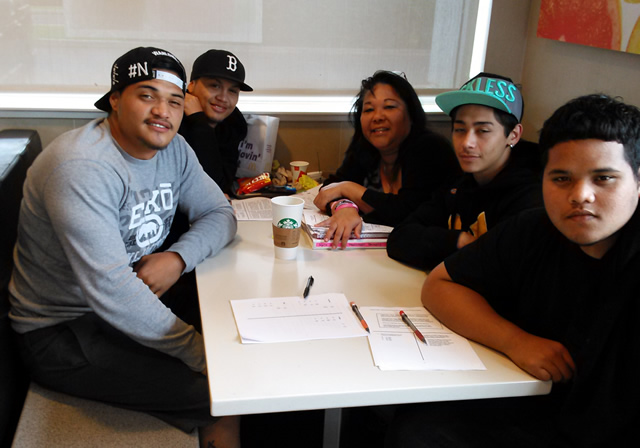 Youth Services Tutoring