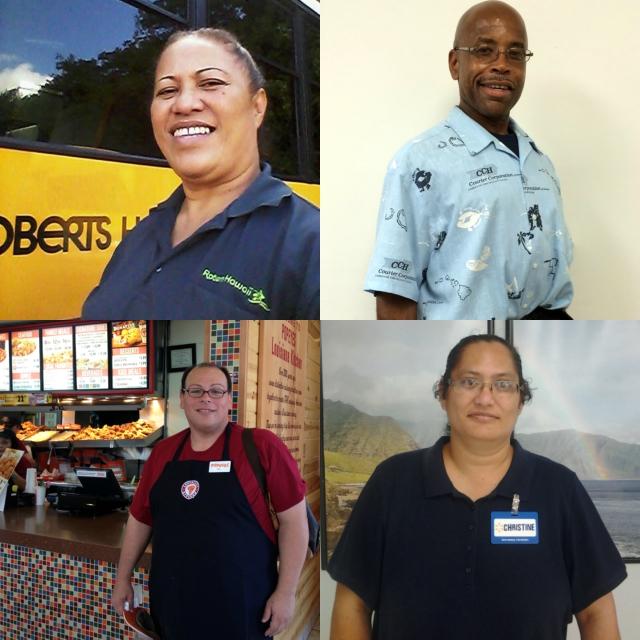 Employment Core Participants