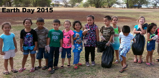 Photo of Earth Day 2015