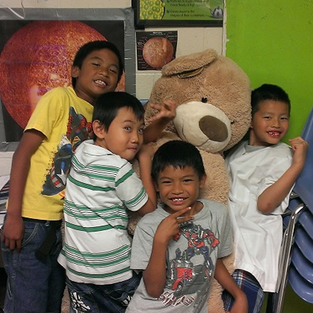 Photo of Kalihi STEM Family Night