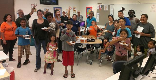 Photo of Leeward STEM Family Night