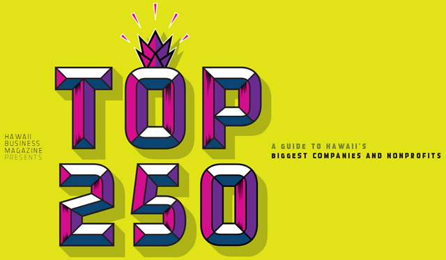 Photo of Hawaii Business Top 250