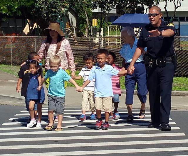 Photo of Head Start Pedestrian Safety