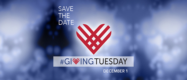 Photo of Giving Tuesday