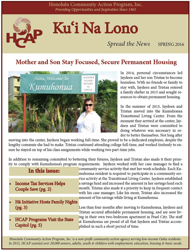 Photo of http://www.hcapweb.org/wp-content/uploads/2014/04/HCAP-Spring-2016-Quarterly-Newsletter.pdf