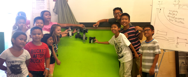 Photo of STEM at Kalihi Palama