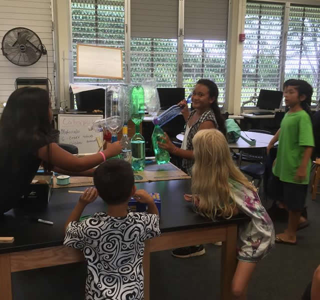 Stem School Program: HCAP Weekly September 5, 2016