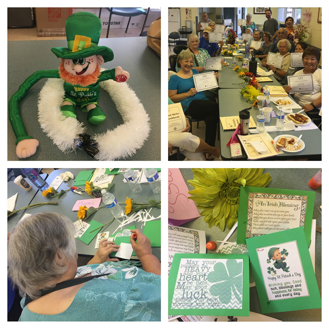 Photo of St. Patrick's Day Kupuna