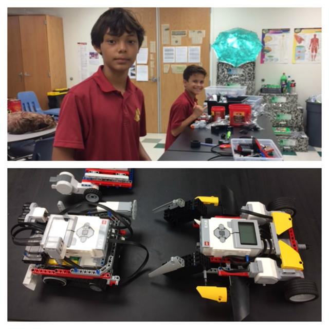 Photo of Leeward STEM Collage
