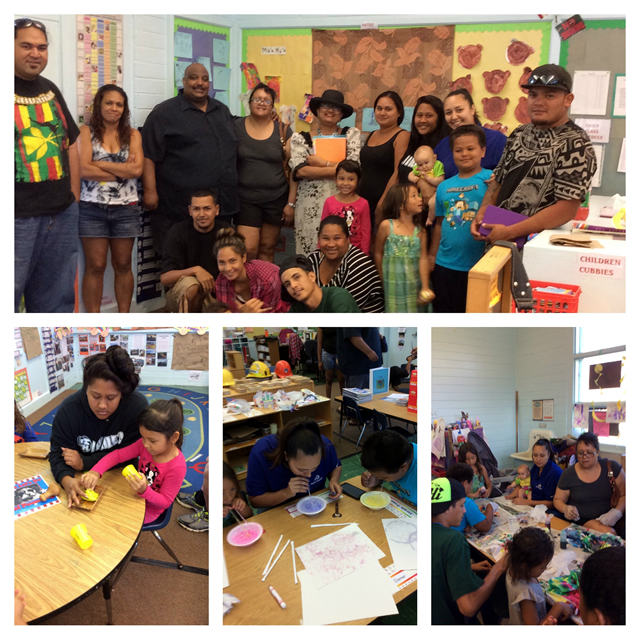 Photo of Parent Engagement Day Head Start