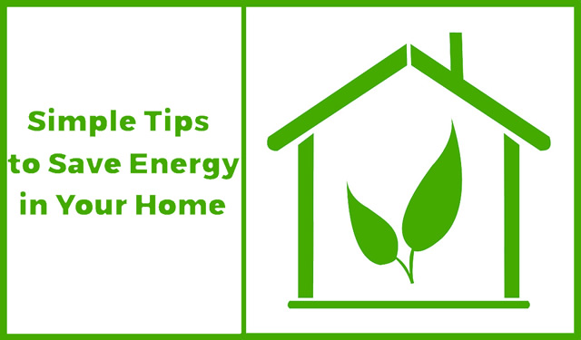 Photo of Energy Saving Tips