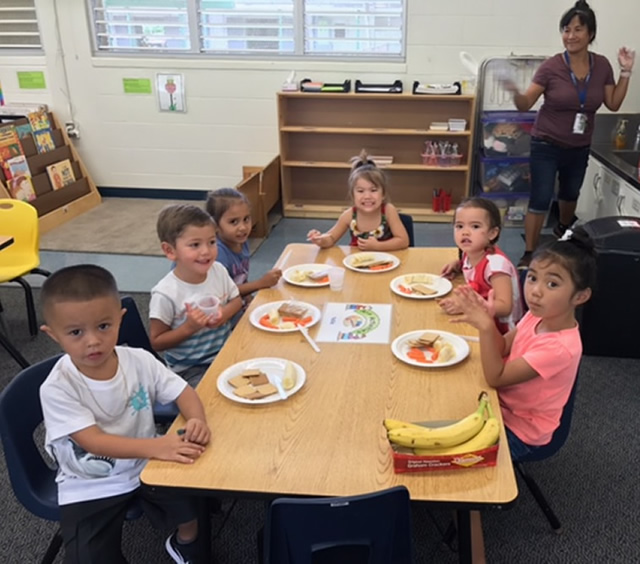 Photo of Preschool Orientation