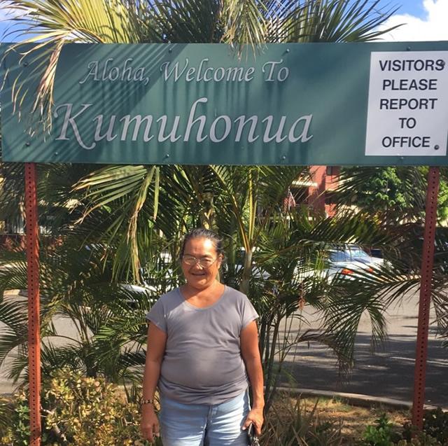 Photo of Yvonne Kumu