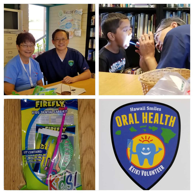 Photo of HS Oral Health Screening