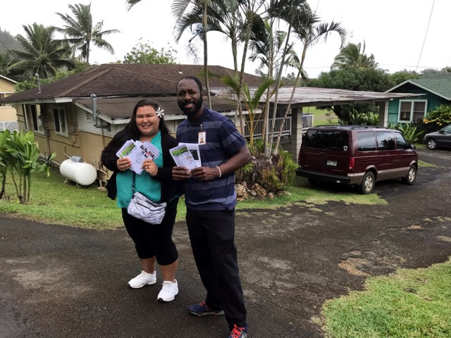 Photo of WAP Windward outreach