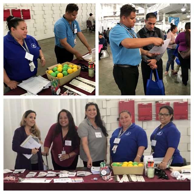 Photo of WorkForce Career Fair
