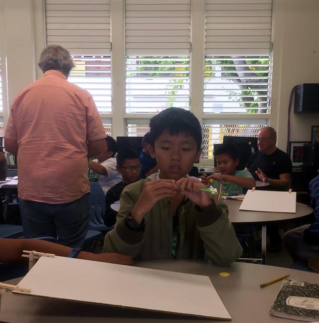 Photo of Kalihi STEM