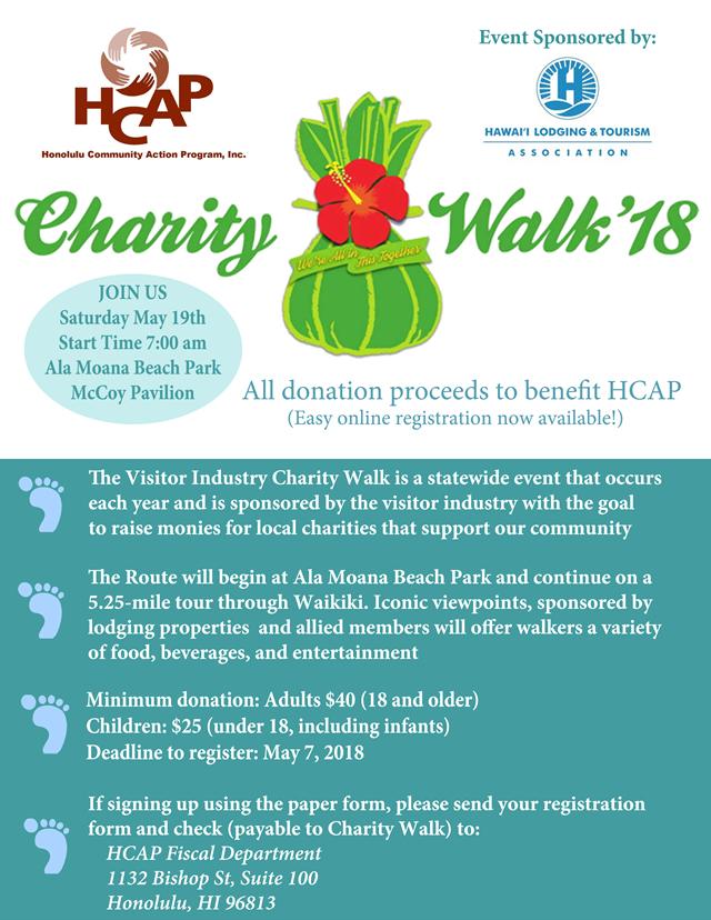 Photo of Charity Walk