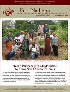 HCAP-Summer 2012 Newsletter