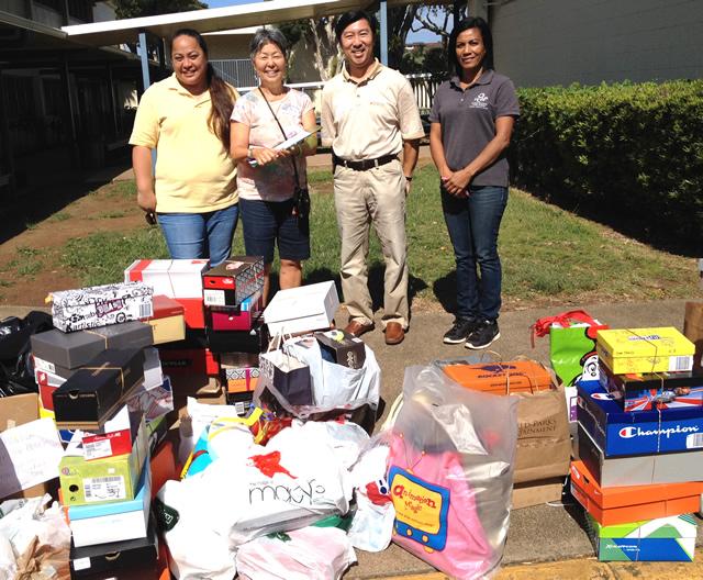 Photo of Shoebox Donations