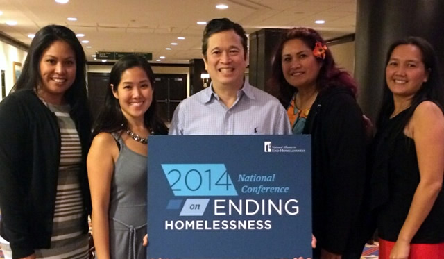 Photo of 2014 National Conference on Ending Homelessness