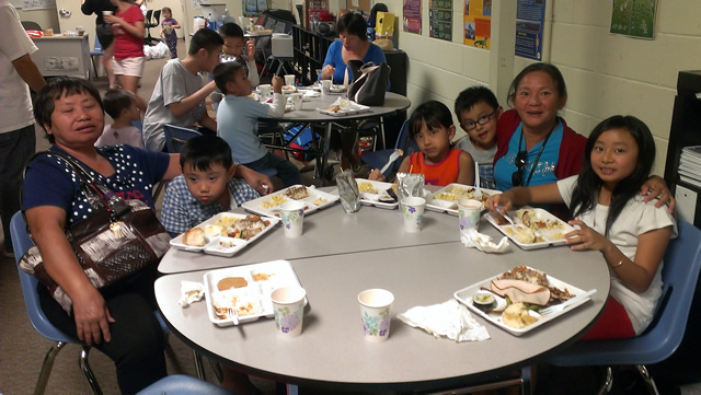 Photo of Kalihi STEM Thanksgiving 2
