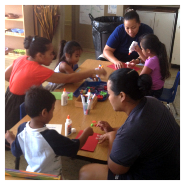 Makalapa Head Start Family Engagement
