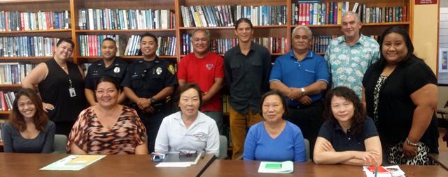 Photo of Kalihi Community Meeting