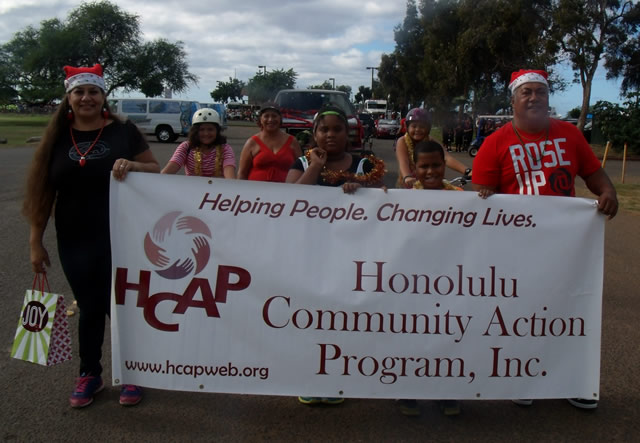 Photo of Waianae Christmas Parade