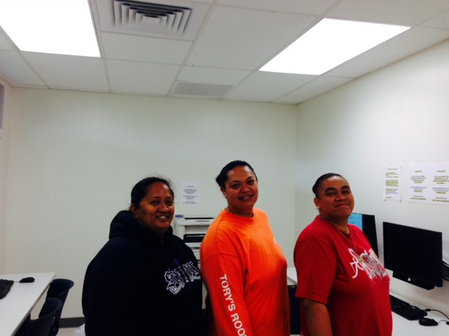 Photo of Leeward Volunteers