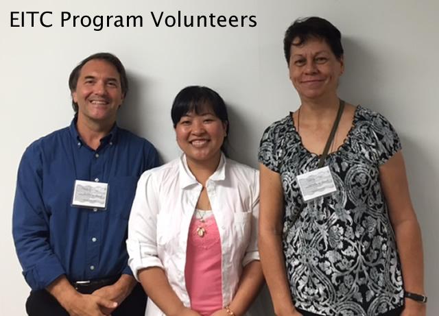 Photo of EITC Volunteers