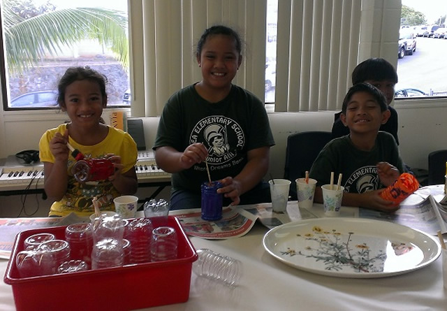 Photo of Central STEM Family Night