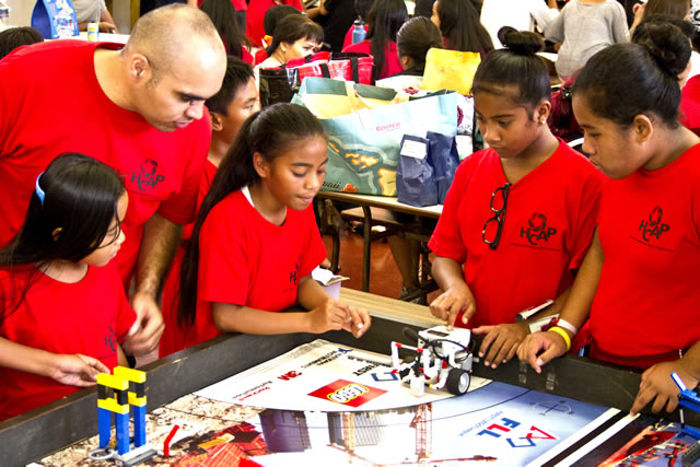 Photo of Lego Robotics