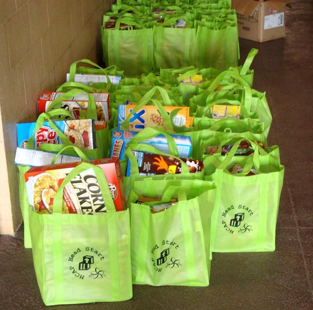 photo of food baskets