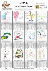 Head Start Calendar 2021-2022 Head Start Calendar 2016   Honolulu Community Action Program