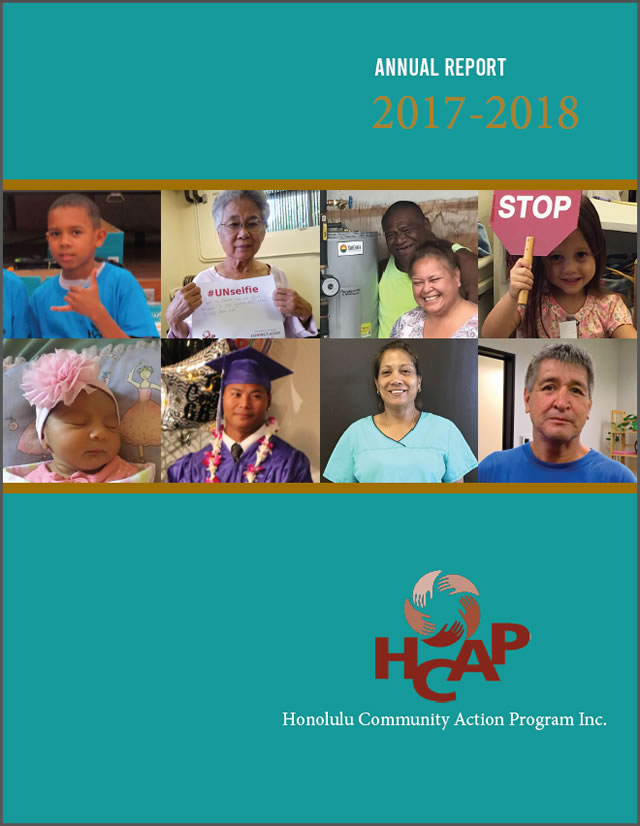 Photo of 2017-2018 Annual Report