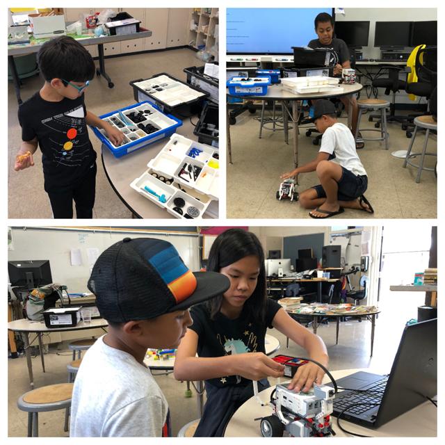 Photo of Honolulu STEM collage
